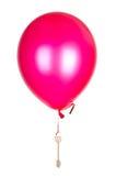 Clé sur le ballon Image libre de droits
