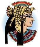 Cléopâtre Image libre de droits
