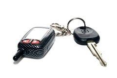 Clés d'automobile Image libre de droits