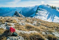 Clés dans les montagnes Photo libre de droits