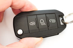 Clés de voiture Photos libres de droits