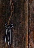 Clés rustiques Photo stock