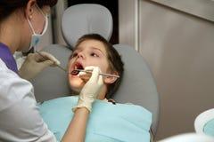Clínica dental Fotos de archivo libres de regalías