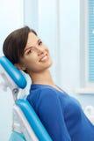 Clínica dental Oficina dental Foto de archivo libre de regalías