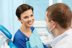 Clínica dental Oficina dental Imagenes de archivo