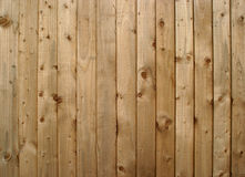 Clôture du bois photos stock