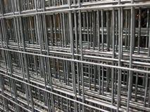Clôture du fil Image stock