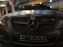 CL -CL-klasse της Mercedes-Benz AMG ΙΙ C216 Στοκ εικόνα με δικαίωμα ελεύθερης χρήσης