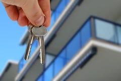Nouvel appartement Images libres de droits