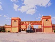 CLA演播室在Ouarzazate,摩洛哥 免版税库存照片