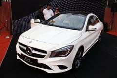 CLA de Mercedes Benz Imágenes de archivo libres de regalías