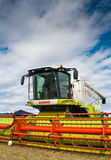 Claas Lexion 580 Stock Images