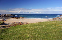Clabhach bay, Isle of Coll Royalty Free Stock Photography