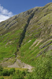 Clachaig Gully, Glen Coe Stock Photography