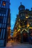 Clachan客栈在伦敦苏豪区,伦敦,英国 免版税库存照片