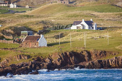 Clachtoll Bay Royalty Free Stock Photography