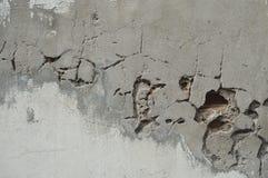 Clacked cement Zdjęcie Royalty Free