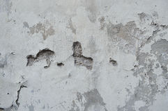 Clacked cement Stock Image