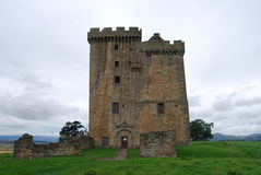 Clackmannan Tower Stock Images