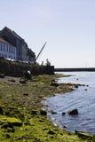 claddagh galway Ιρλανδία Στοκ Φωτογραφία