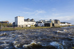 Claddagh Galway Royalty Free Stock Photos