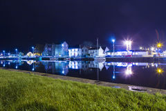 Claddagh Galway Royalty Free Stock Image