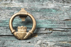 Claddagh, love, friendship and loyalty Royalty Free Stock Images