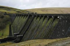Claerwen Dam Stock Images