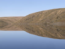 Claerwen reservoir, Elan Valley Stock Photos