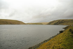 Claerwen Reservoir Royalty Free Stock Image