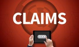 CLAIMS Stock Photos
