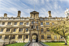 Clare College Stock Images