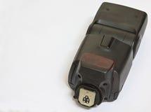 Éclair d'appareil-photo de DLSR Images stock