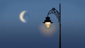 Clair de lune Image stock