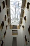 Éclairage naturel intérieur de construction Photo libre de droits