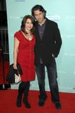 Claire Benoit und Klippe Eidelman an der Weltpremiere von ?ihm ist- gerade nicht der in Sie?. Graumans chinesisches Theater, Holly Stockfoto
