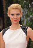 Claire Danes. At the 69th Golden Globe Awards at the Beverly Hilton Hotel. January 15, 2012 Beverly Hills, CA Picture: Paul Smith / Featureflash royalty free stock photo