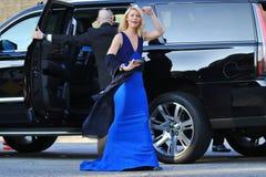 Claire Danes Foto de Stock