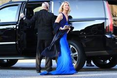 Claire Danes. Arrives for 2016 SAG Awards stock image
