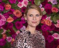 Claire Danes bei Tony Awards 2018 Lizenzfreie Stockbilder
