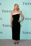 Claire Danes. BROOKLYN, NY-APR 21: Actress Claire Danes attends the Tiffany & Co. 2017 Blue Book Collection Gala at St. Ann`s Warehouse on April 21, 2017 in royalty free stock images