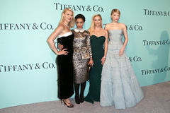 Claire Danes, Ruth Negga, Reese Witherspoon, Haley Bennett Royalty Free Stock Image