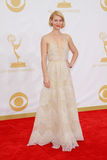 Claire Danes. At the 65th Primetime Emmy Awards at the Nokia Theatre, LA Live. September 22, 2013 Los Angeles, CA Picture: Featureflash royalty free stock photos