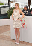 """Claire Julien. At photocall for her new movie """"The Bling Ring"""" at the 66th Festival de Cannes. May 16, 2013  Cannes, France Picture: Paul Smith / Featureflash Royalty Free Stock Photos"""