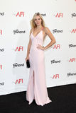 Claire Pfister arriving at the AFI Life Achievement Award Honoring Shirley MacLaine Stock Photography