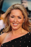 Claire Sweeney. Arrives for the premiere of 'The Sweeney' at the Vue cinema, Leicester Square, London. 04/09/2012 Picture by: Simon Burchell / Featureflash Stock Photo