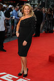 Claire Sweeney. Arrives for the premiere of 'The Sweeney' at the Vue cinema, Leicester Square, London. 04/09/2012 Picture by: Steve Vas / Featureflash Stock Photos