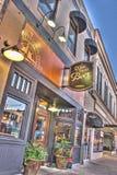 Clam Lake Beer Company, Cadillac, Michigan Royalty Free Stock Photos