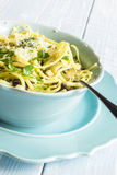 Clam Linguine Royalty Free Stock Photography