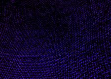 purple in shade of dark black stock photo